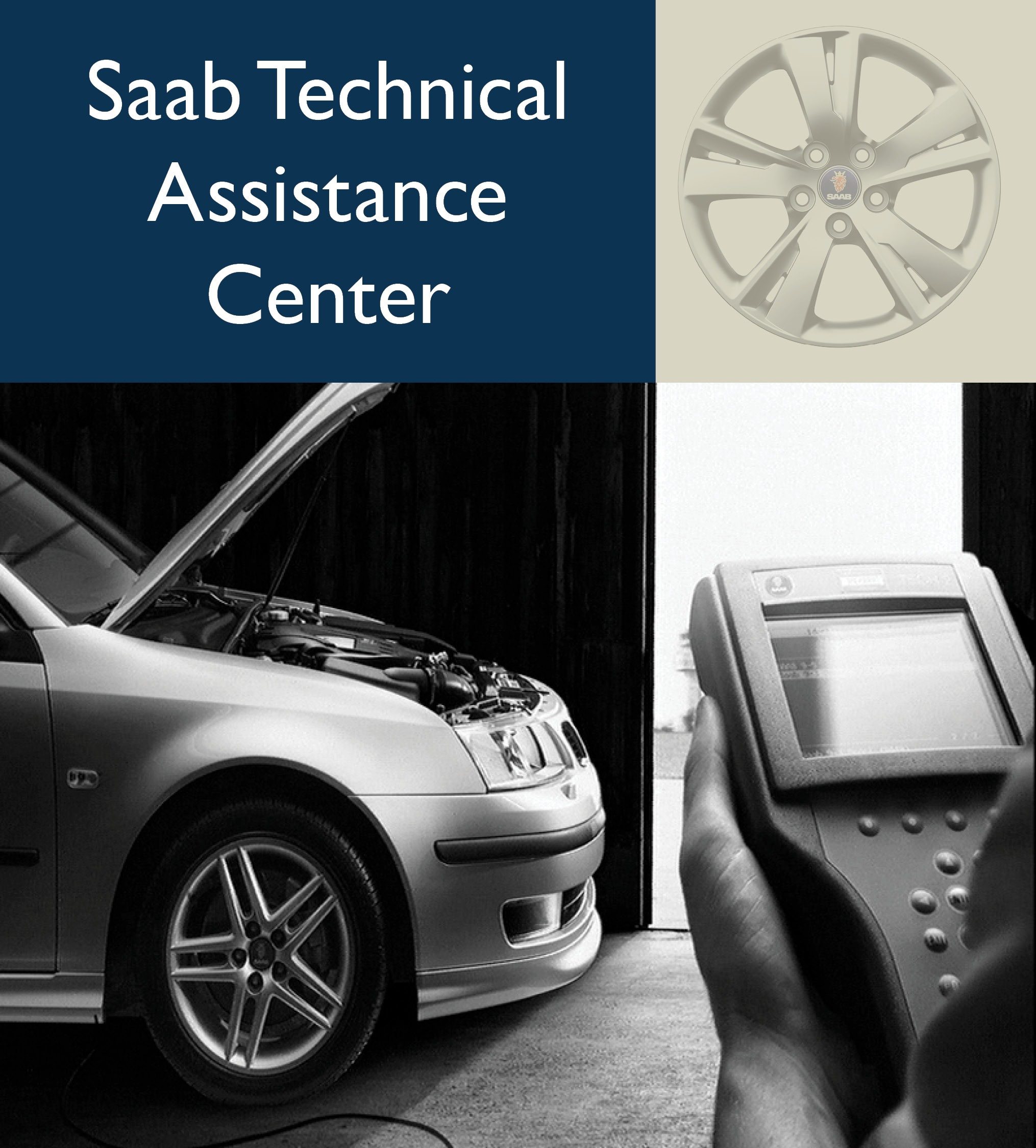 Saab Technical Assistance Center